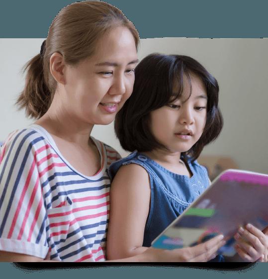 mijn kinderen voorlezen